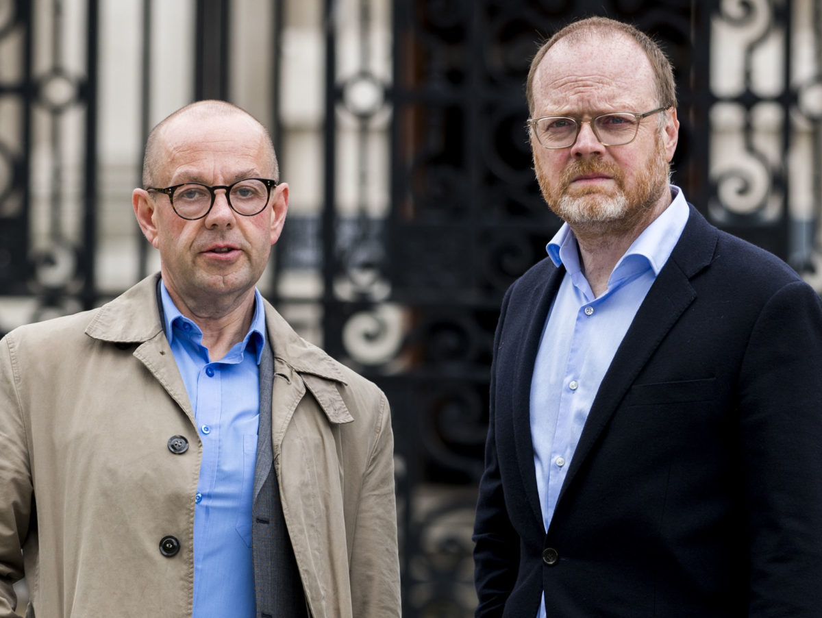 'Landmark' press freedom victory as Belfast judges back journalists in Loughinisland case