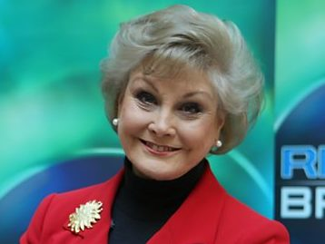 Angela Rippon reveals BBC reporter pretended to flash her as she read live news bulletin