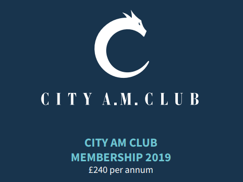 City AM launches membership club with 60 partner brands and sponsor content to appear in newspaper