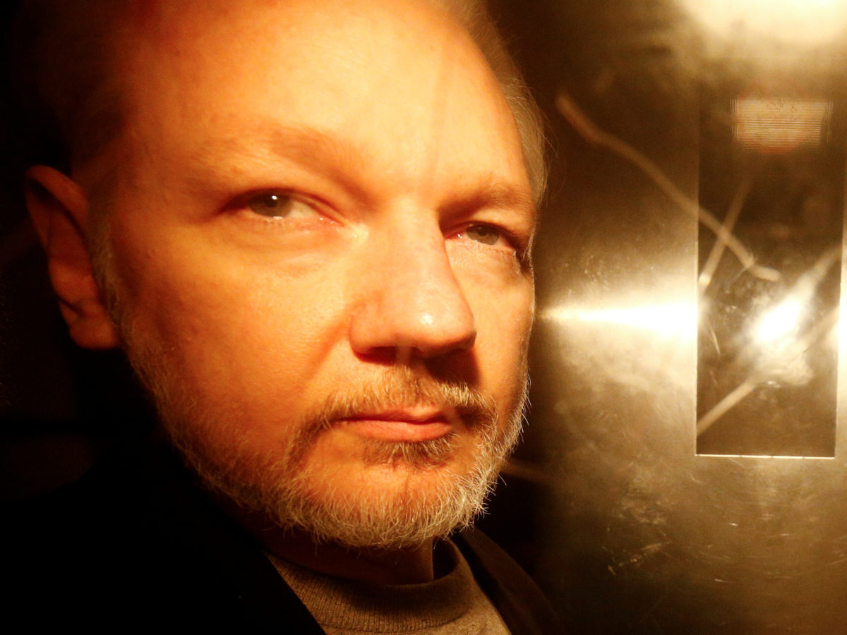 Julian Assange fails in bid to be released from prison amid coronavirus pandemic