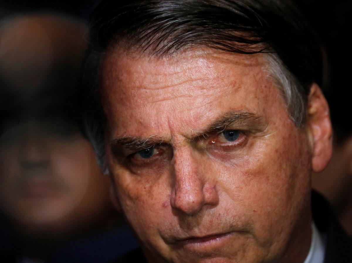 Brazil to allow crime reporters to carry guns for protection
