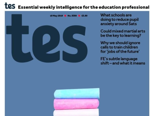 TES magazine publisher reports slide in profits amid advertising challenges