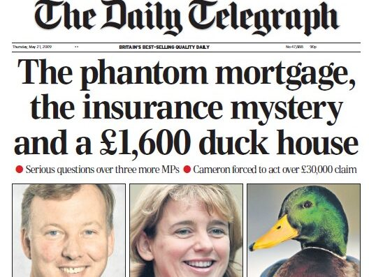 MPs' expenses: Telegraph scoop still 'stands as a testament to power of investigative journalism' decade on