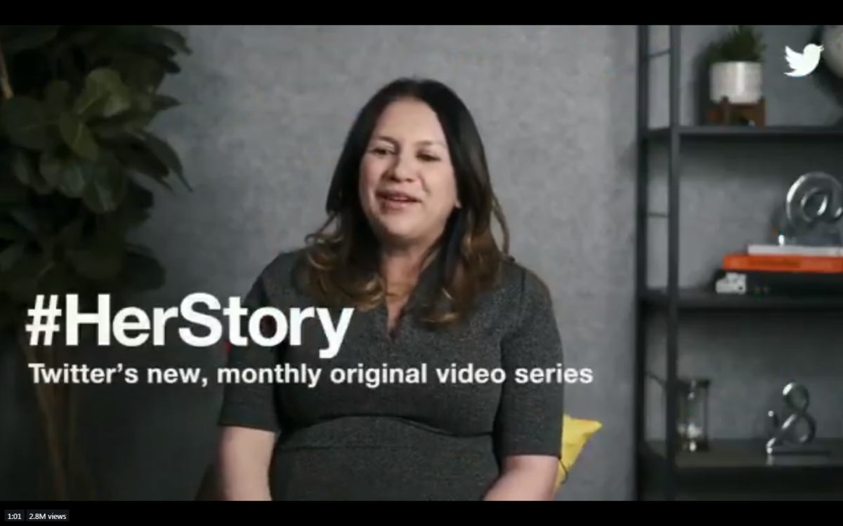 #HerStory: Twitter launches campaign highlighting work of female journalists in US