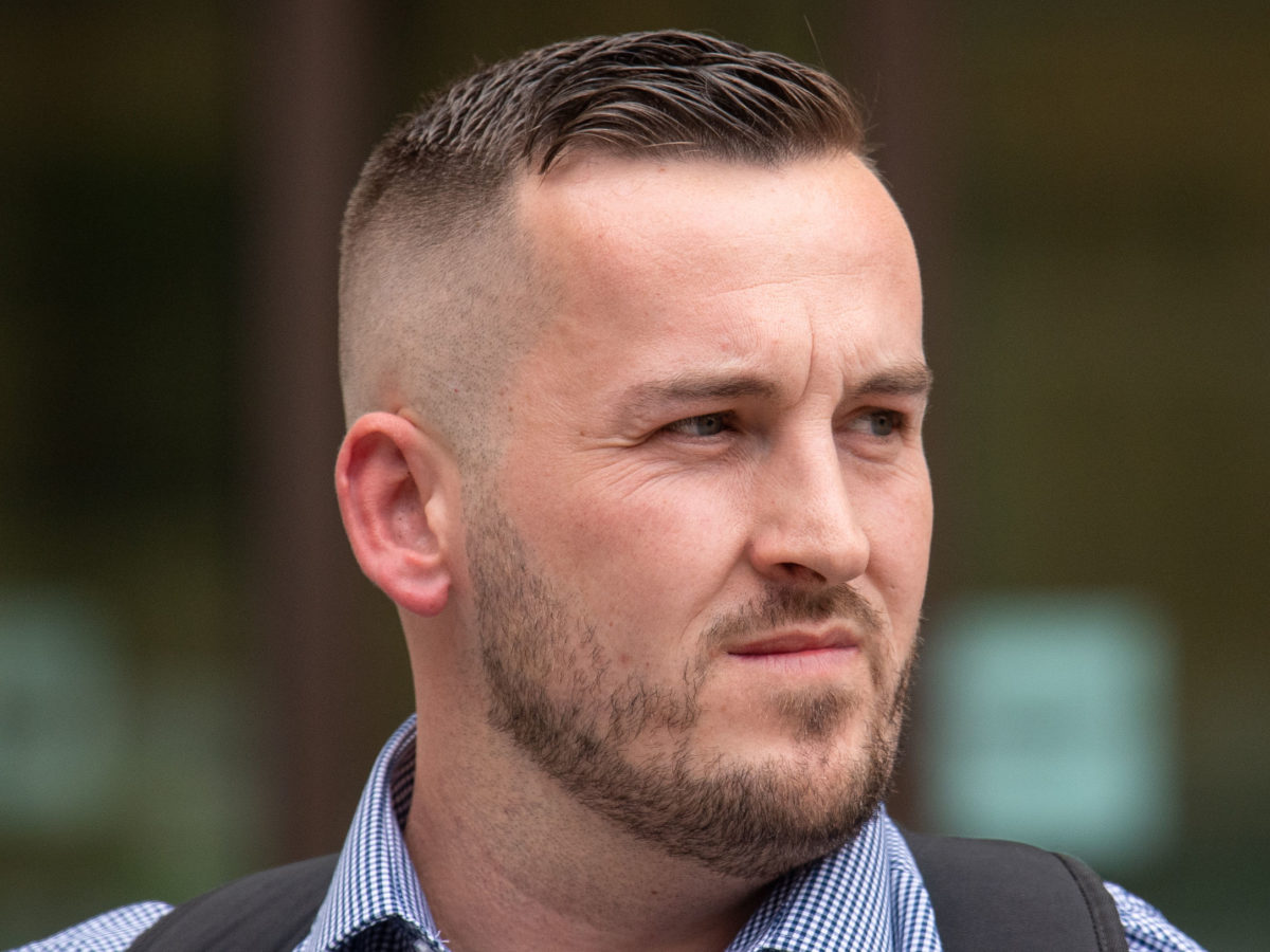 'Yellow vest' activist James Goddard convicted of assaulting MEN photographer