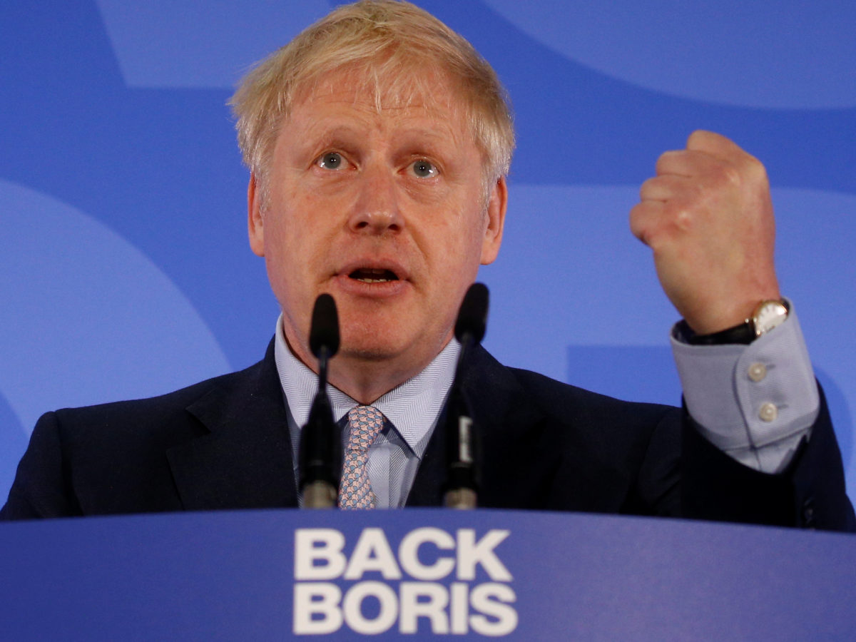 Boris looks set to snub Channel 4 debate for BBC at risk of empty chair shaming