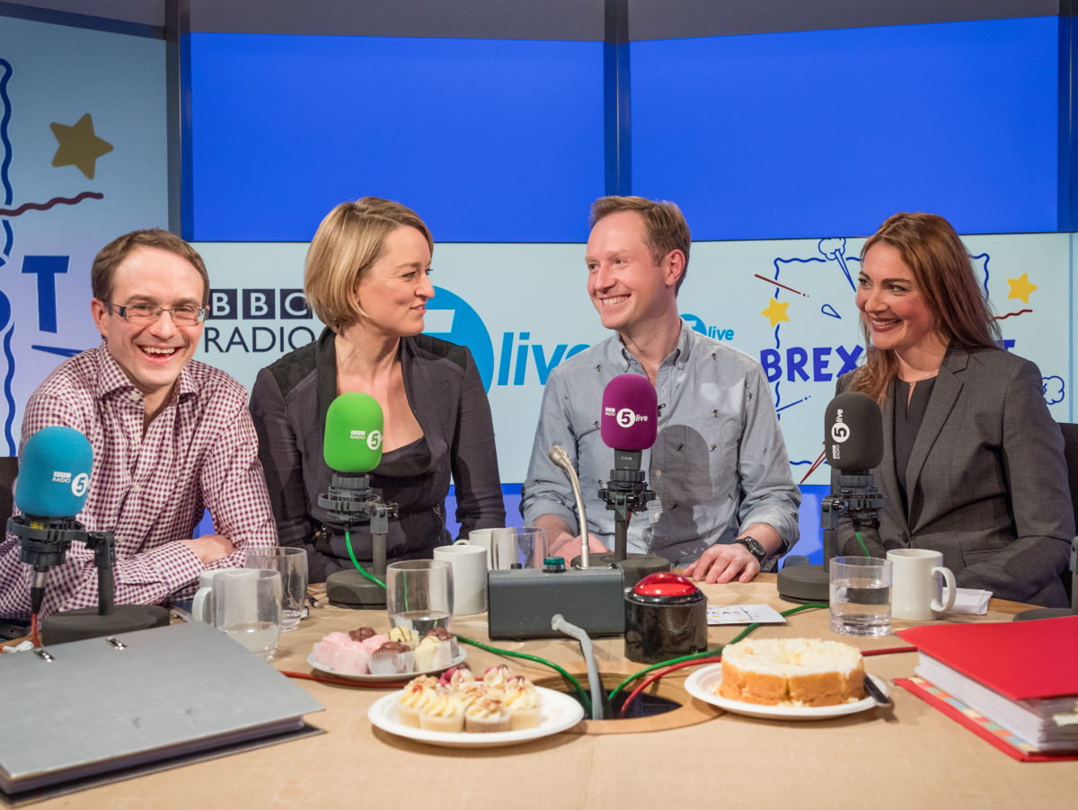 BBC turning Brexit podcast into late-night TV show replacing This Week