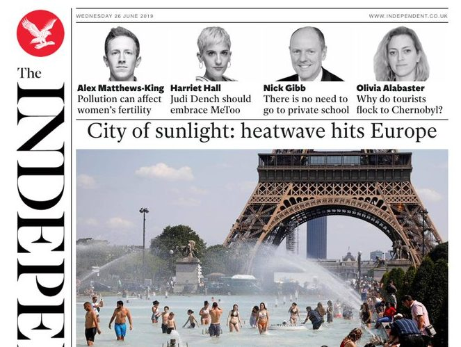 Independent revenues up by 12 per cent with 'marginal' drop in profits put down to editorial investment