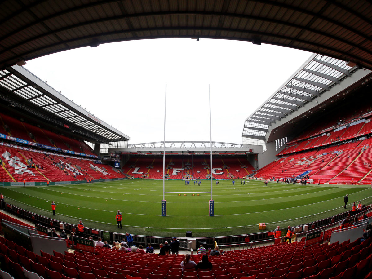 Sun ends boycott of Rugby League after reporter barred from Anfield event