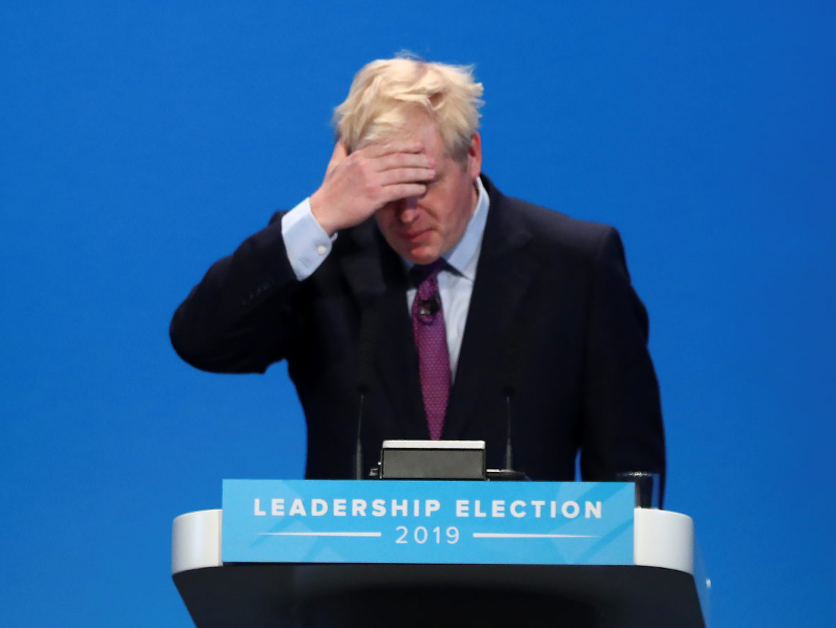 Sky News set to cancel Tory leadership debate if Boris Johnson continues to refuse invitation