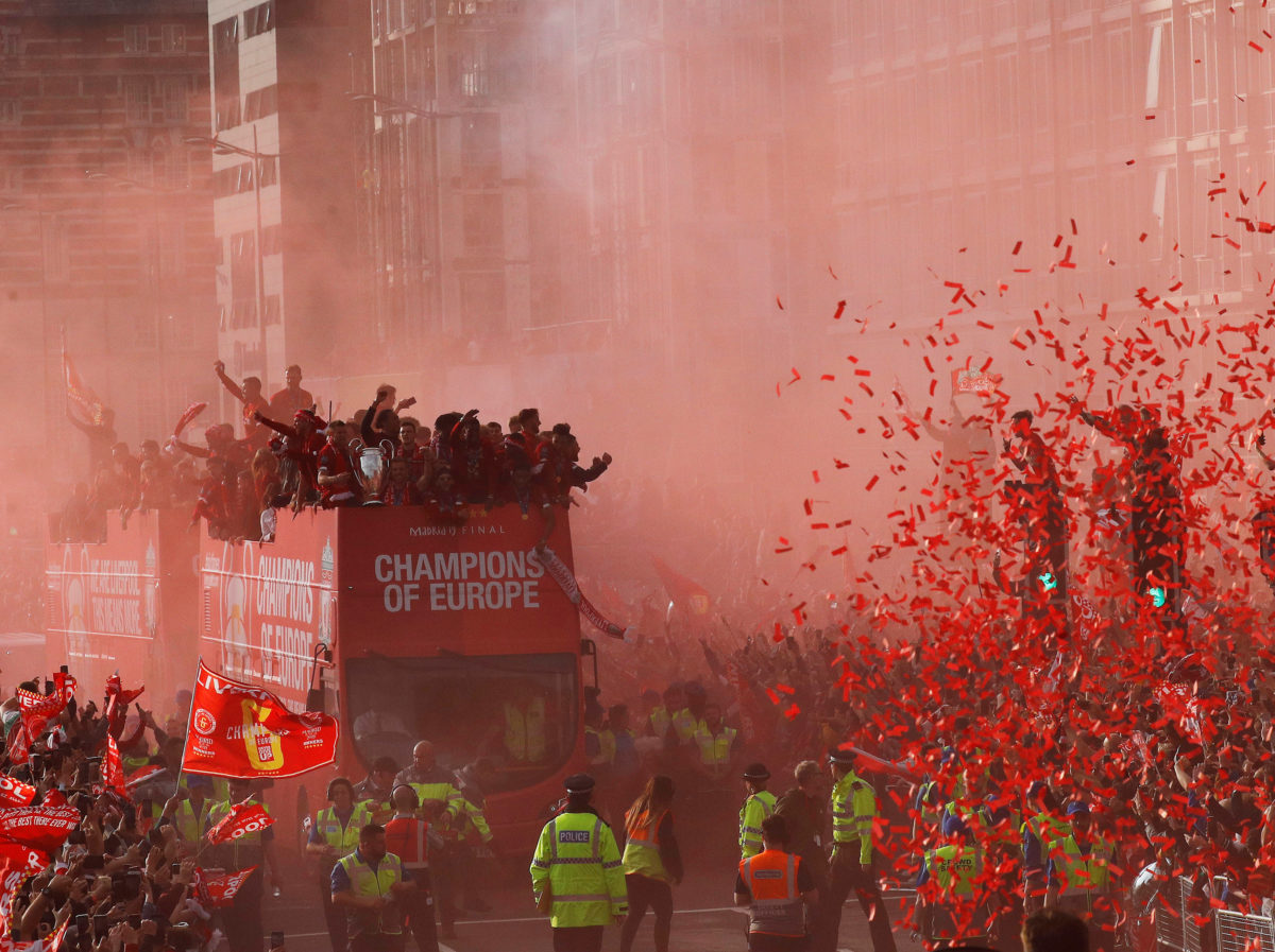 Reach to launch two new Liverpool FC fan websites after club's Champions League final win