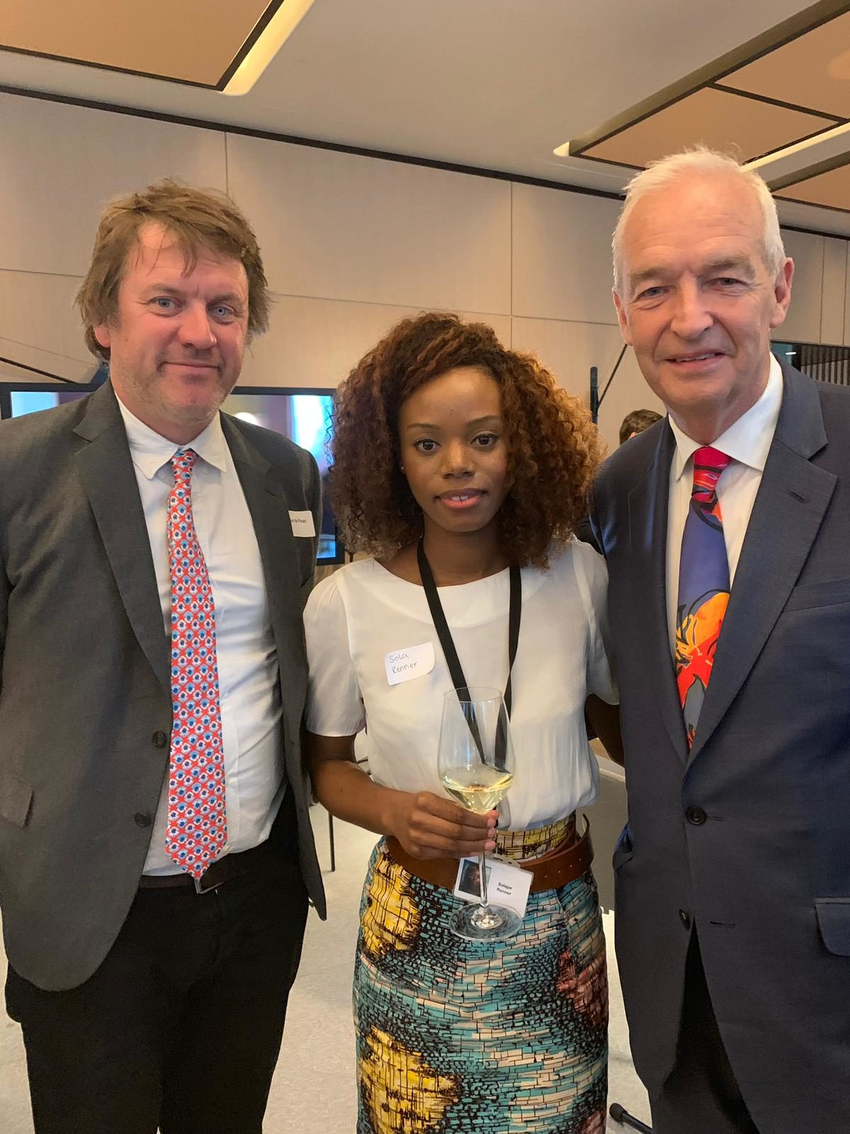 Bloomberg journalist wins first fellowship set up in memory of Channel 4 News foreign affairs producer