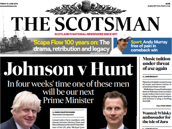 Scotsman journalists hit out at JPI Media over redundancies and 'constant cost-cutting'