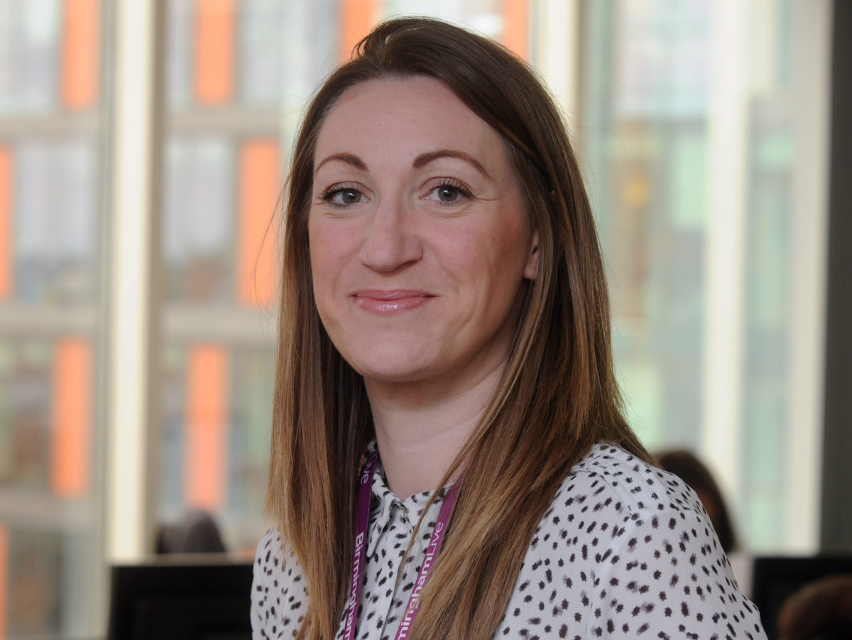 On the Record: Birmingham Live editor Anna Jeys - 'Newsrooms are a different place now, and all for the better'