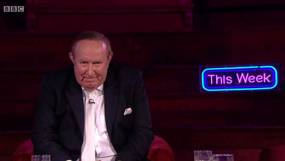 BBC launches new half-hour politics show fronted by Andrew Neil