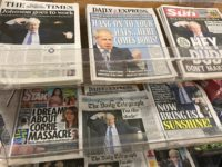 Newspapers Boris Johnson
