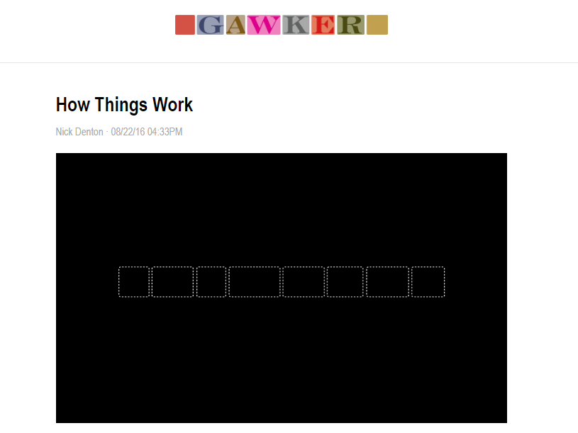 Gawker staff laid off as website's relaunch pushed back