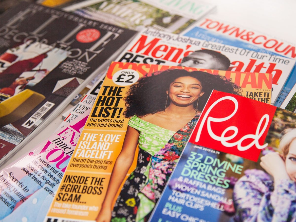 Hearst UK pledges to swap plastic wraps for paper across all magazines by 2020