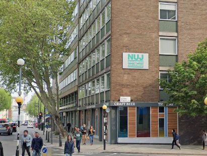 NUJ censures ex-council member for 'anti-Semitic' tweet