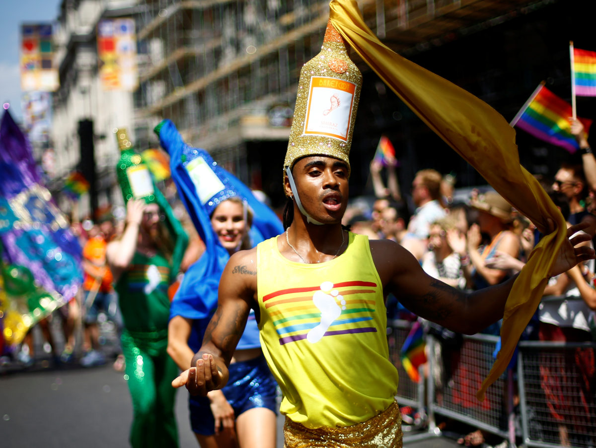 Pride London organisers U-turn after 'angry' press photographers 'banned' from parade route