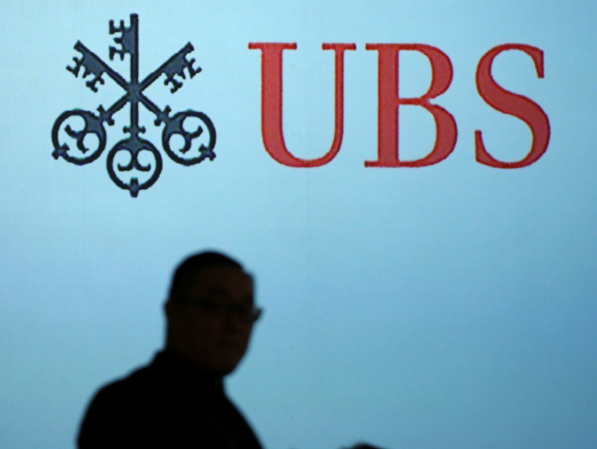 Swiss bank UBS deletes tweet criticising FT journalist after social media backlash