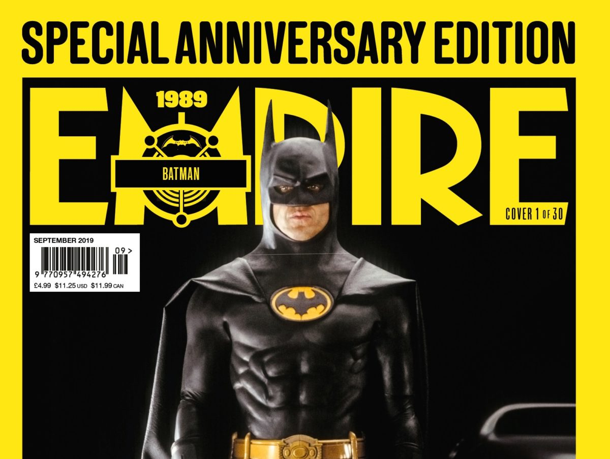 GALLERY: Empire marks 30 years in print with 30 iconic film covers