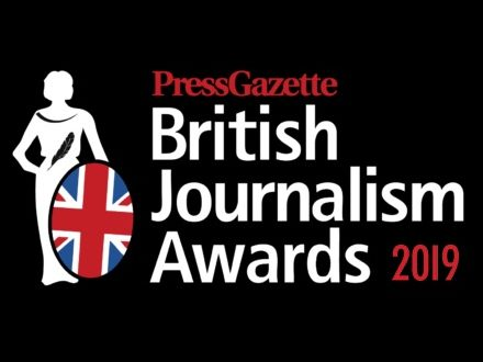 British Journalism Awards 2019 finalists revealed: 'Bravery is the quality that shines through'