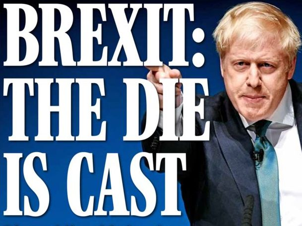 Pro-Brexit newspapers back Boris's move to prorogue Parliament