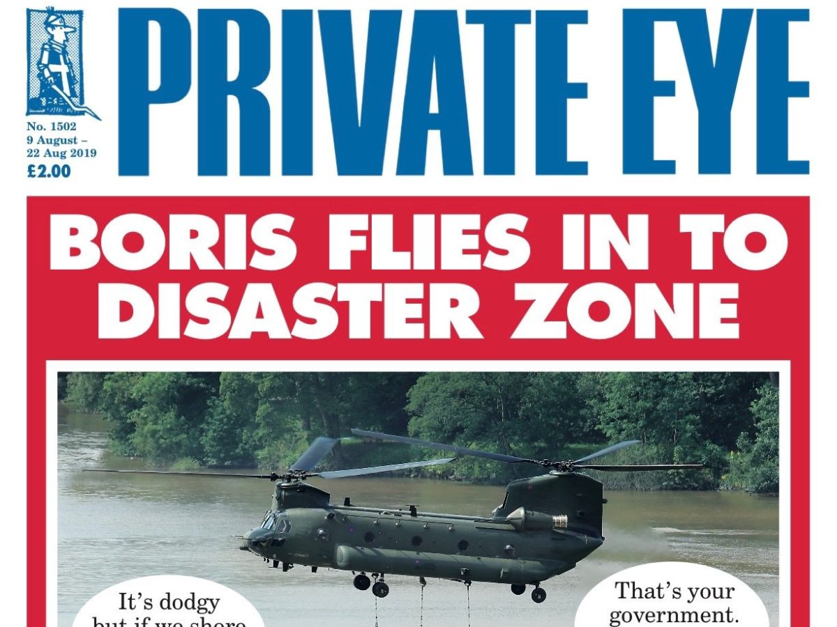 News mags ABCs: Private Eye circulation holds firm year-on-year