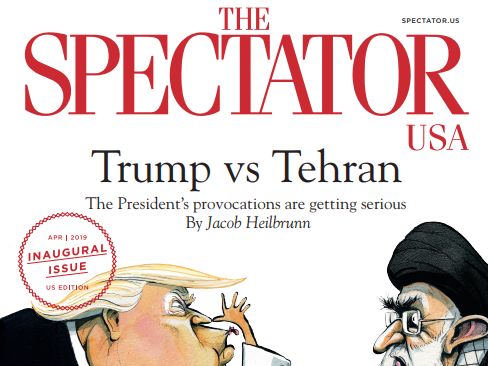 Spectator to launch US print magazine year after going transatlantic online