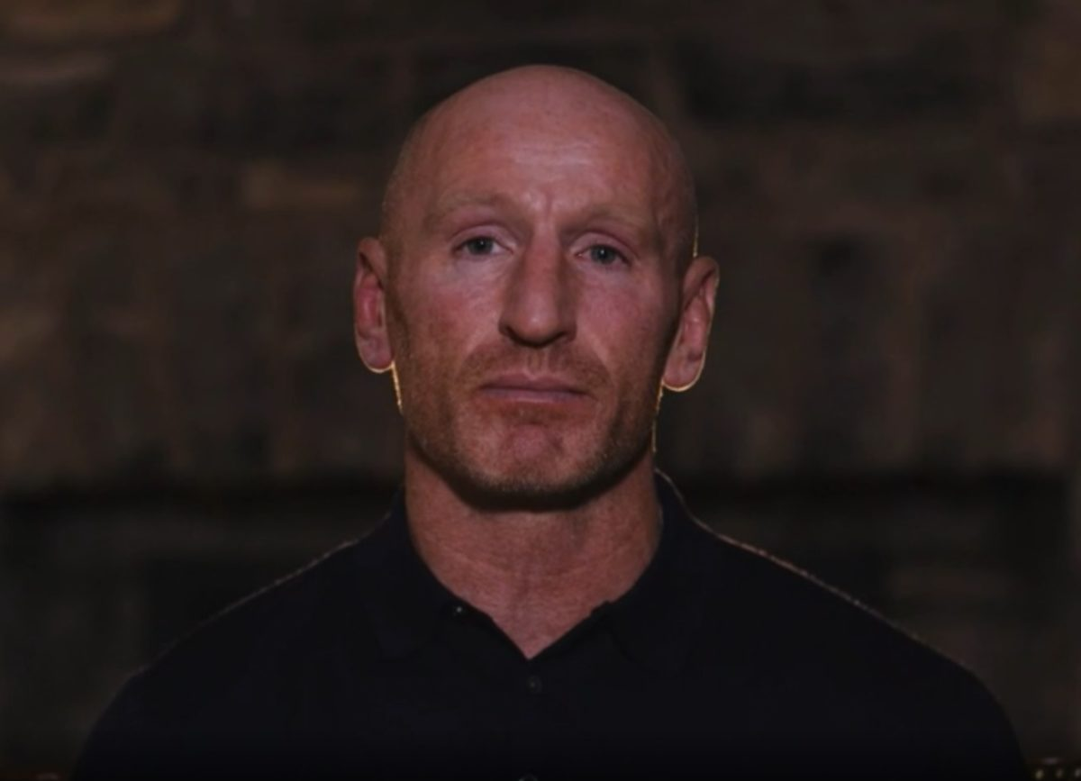 Welsh rugby star Gareth Thomas says journalist revealed his HIV status to his parents