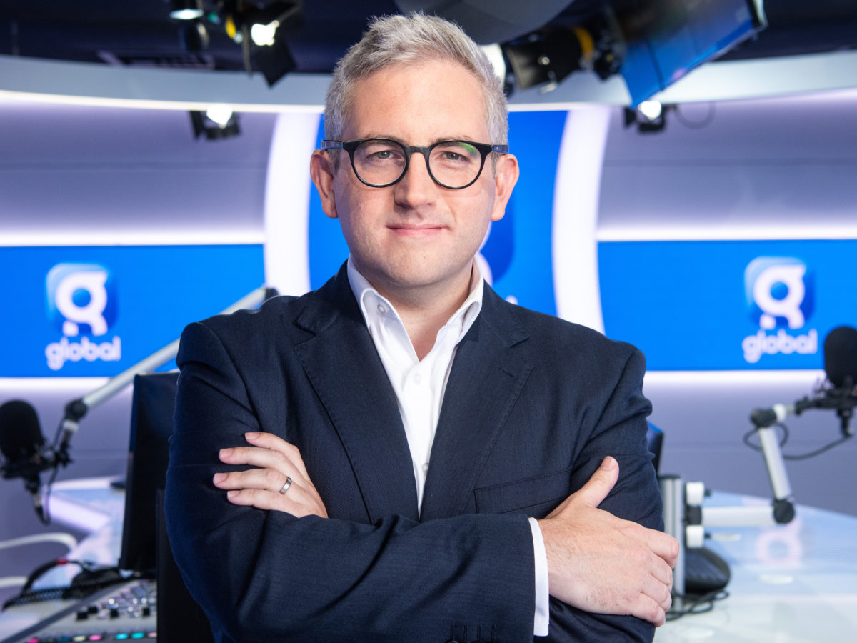 Global appoints ex-LBC managing editor James Rea as director of broadcasting