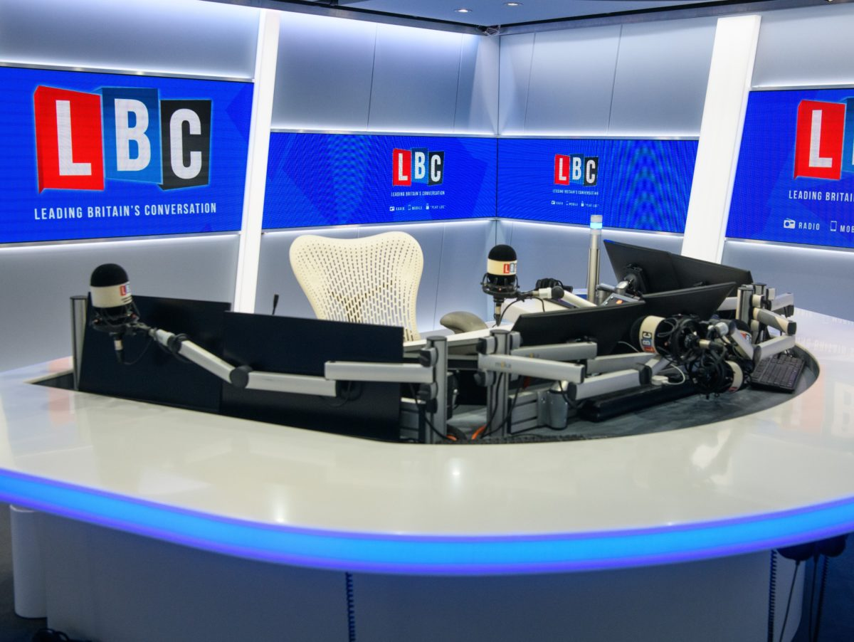 Staff shake-up at Global with new newsroom chief and LBC managing editors