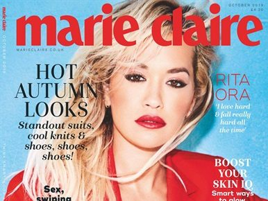 Marie Claire UK loses editor and MD to title's print closure