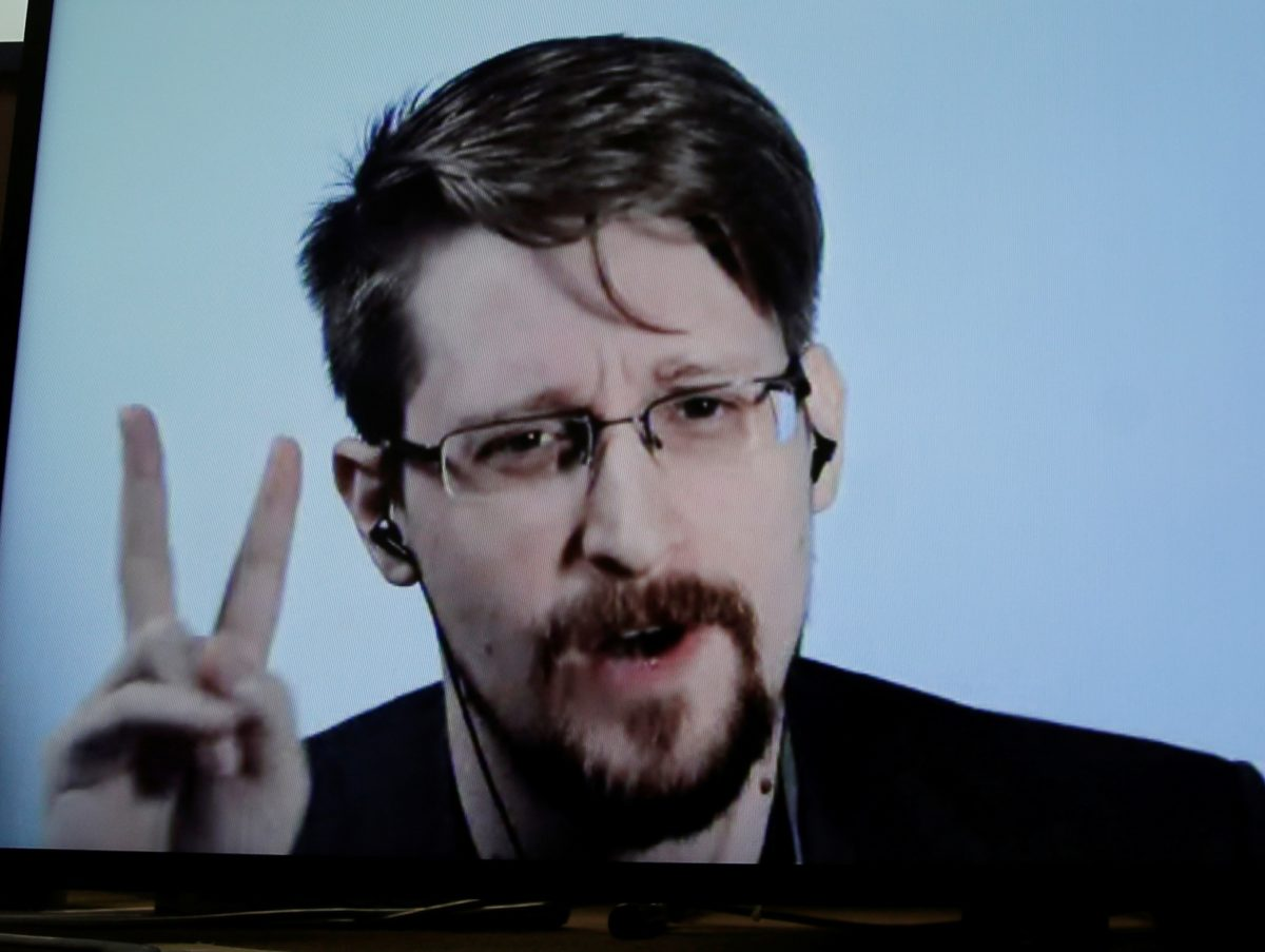 Snowden says 'protecting whistleblowers not hostile act' as he seeks asylum in France