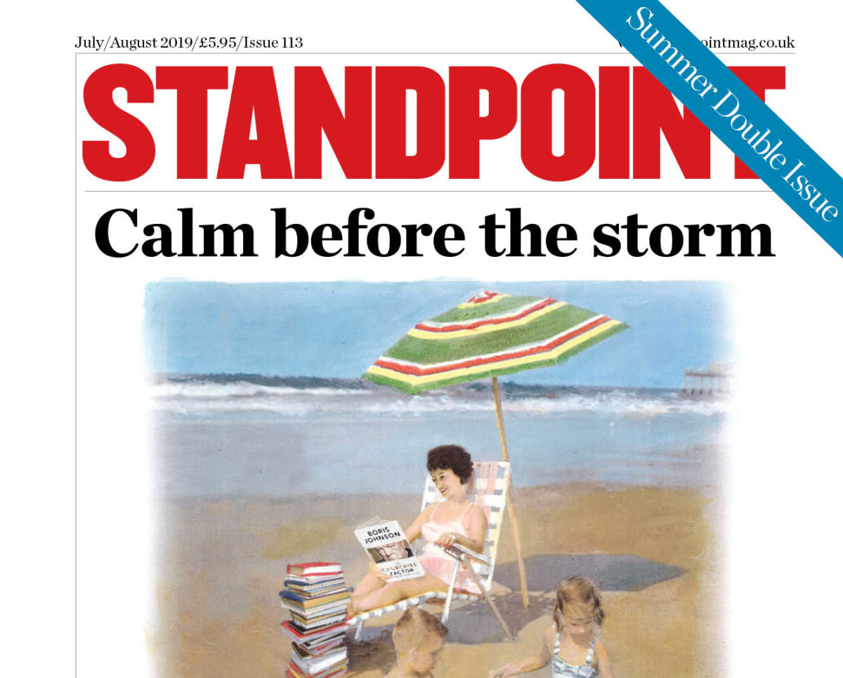 Times columnist takes helm at monthly Standpoint magazine