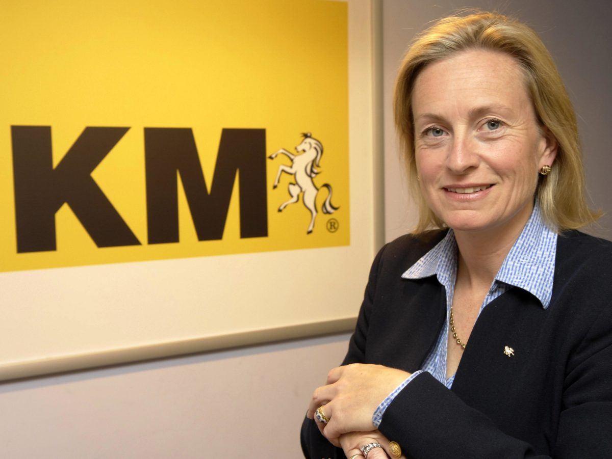 KM Group appoints director to oversee Kent and Newbury news as chairman steps down