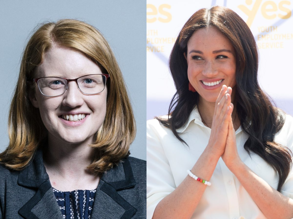 Meghan Markle calls Labour MP to thank her for letter of solidarity against press