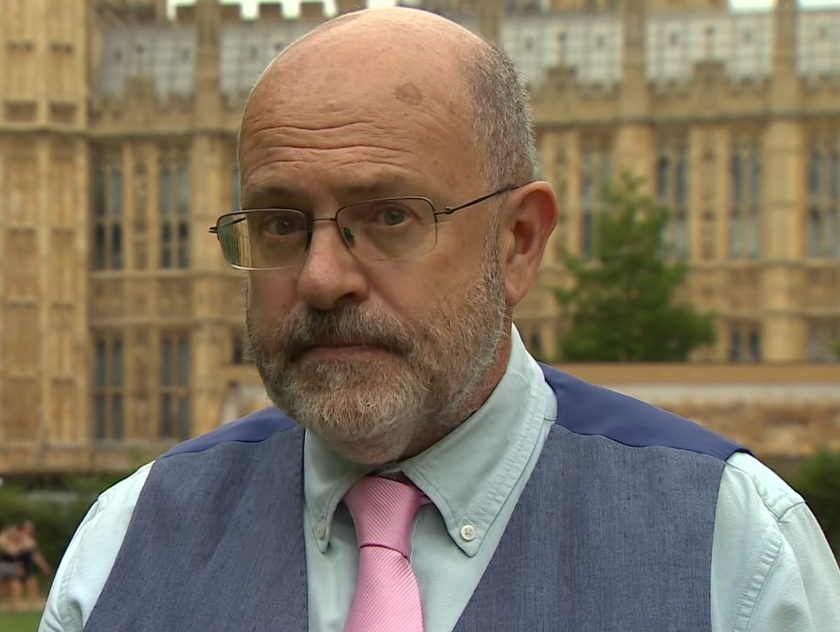 John Sweeney says BBC's failure to show Tommy Robinson film led him to seek psychiatric help