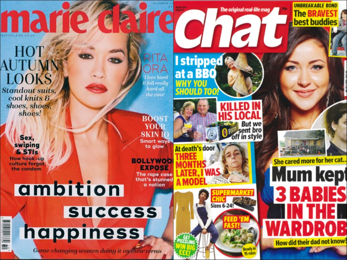 Print circulation and ad revenue decline continue to hit Marie Claire publisher TI Media