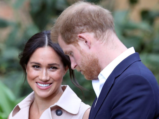 Meghan Markle says friends warned her British tabloids will 'destroy your life'