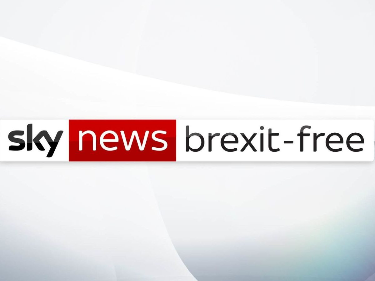 Sky launching 'Brexit free' news channel on TV and Youtube