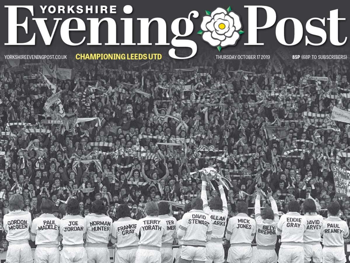 Yorkshire Evening Post appoints new editor