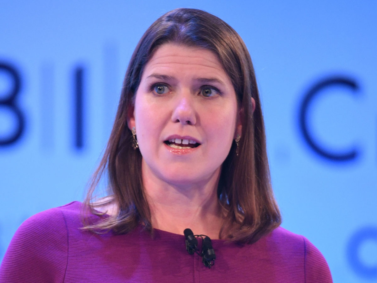 Lib Dem leader Jo Swinson defends imitating local newspapers with election pamphlets