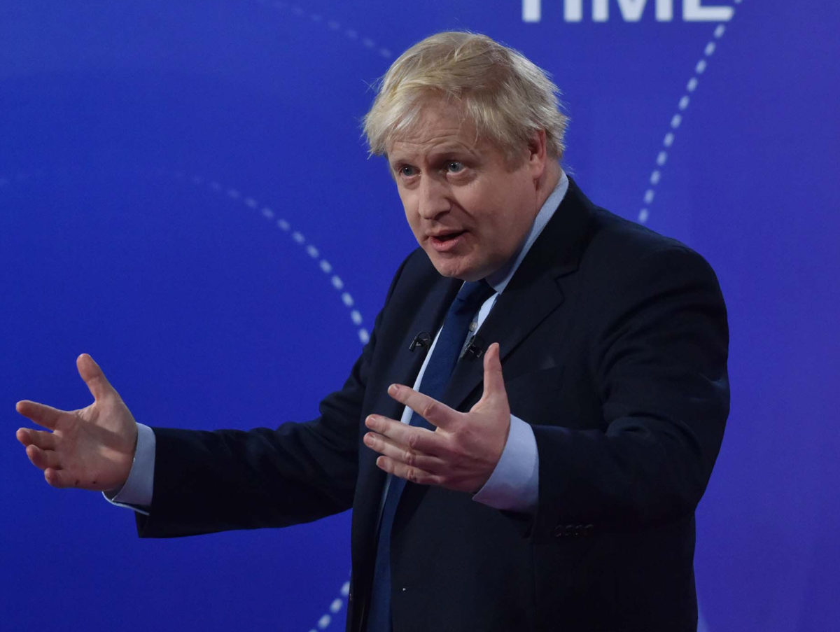 BBC admits 'mistake' after editing out laughter from clip of Boris Johnson on Question Time