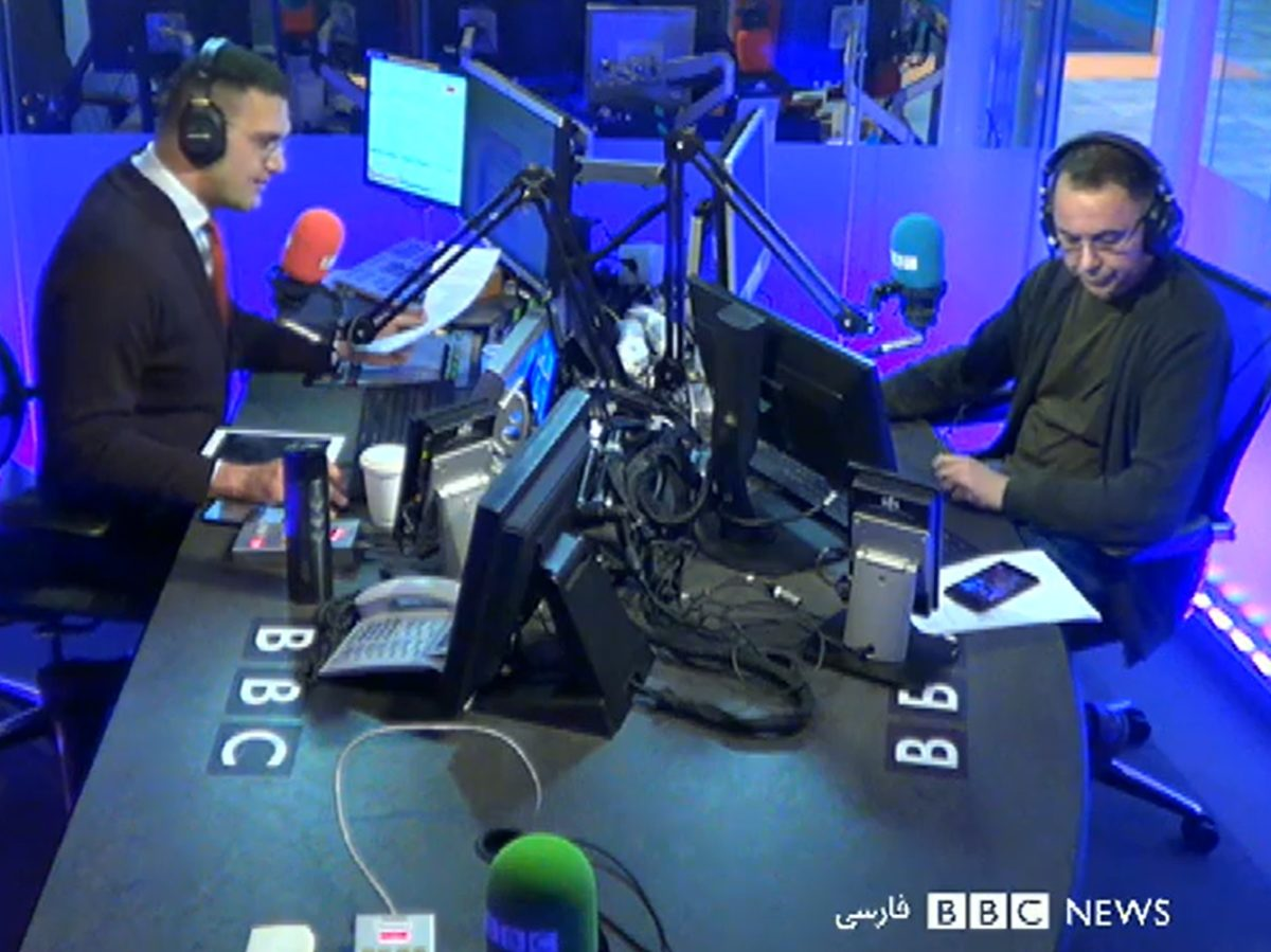 Iran issues new threats to snatch BBC Persian journalists from streets of London, warns NUJ