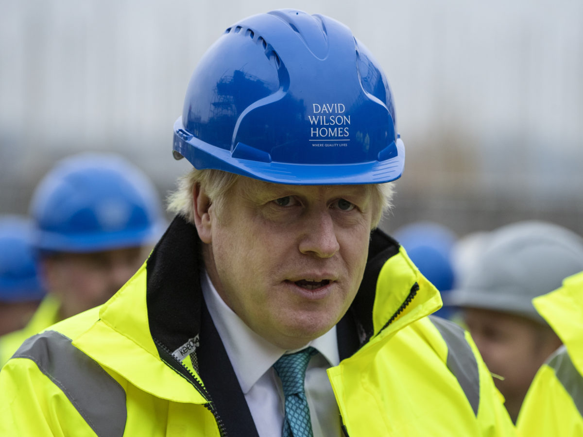 Channel 4 News will empty chair Boris Johnson if he refuses leaders' climate debate