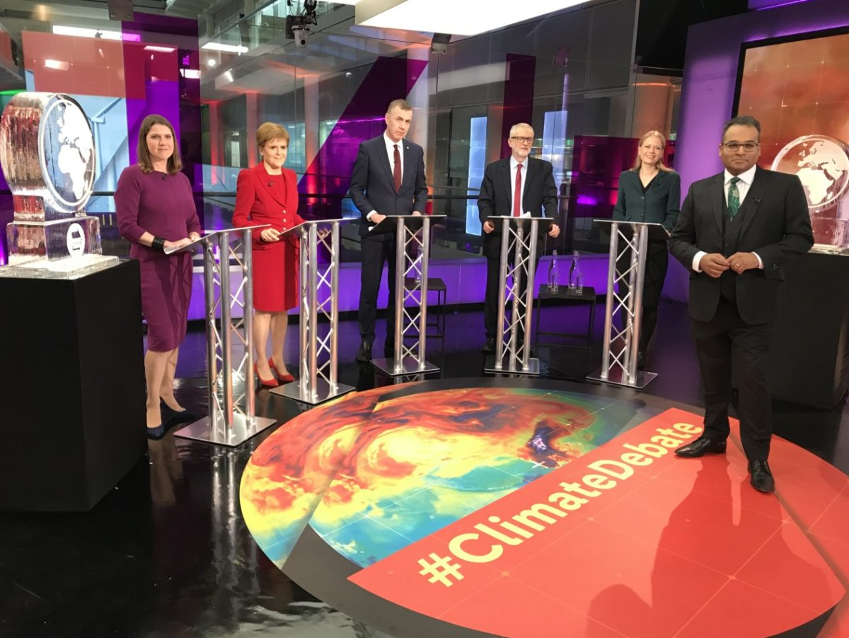 Ofcom assessing 124 complaints, including from Tories, over Channel 4 News climate debate