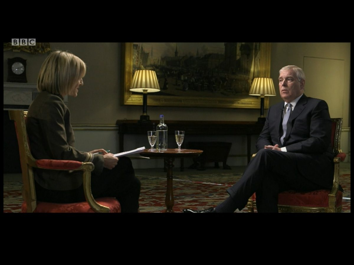 Newsnight declined earlier Prince Andrew interview over Epstein 'red lines', Emily Maitlis reveals