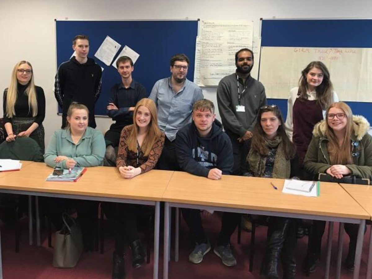Facebook-funded community journalists begin training for senior exams with NCTJ